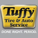 Tuffy Tire & Auto Service Clio Logo