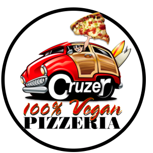 Cruzer Pizza 100% Vegan