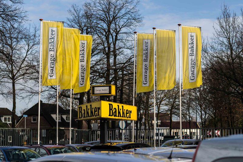Garage Bakker Apeldoorn : Garage bakker apeldoorn bv openingstijden garage bakker