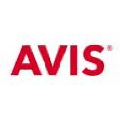 AVIS Täisteenusliising logo