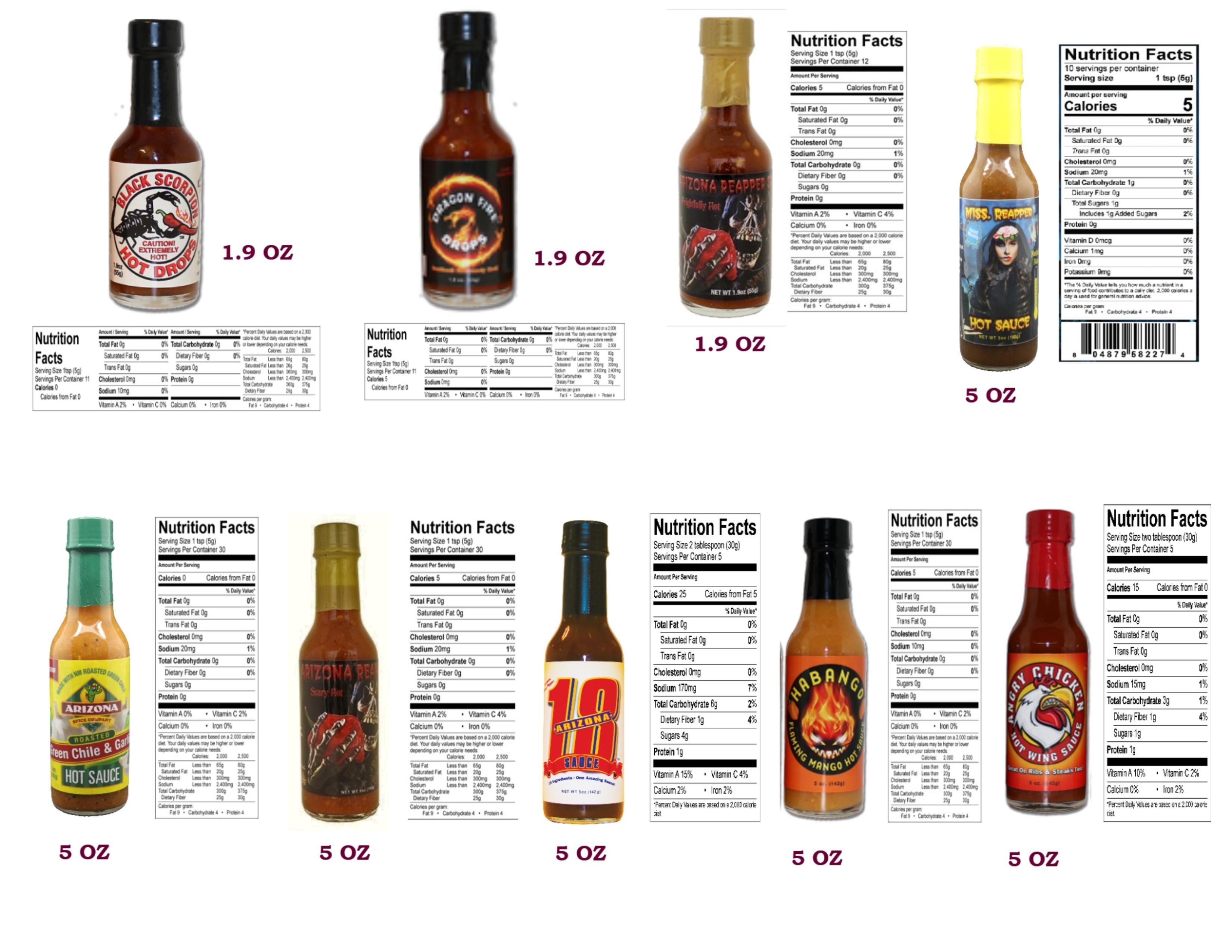 Arizona Salsa and Spice Co image 15