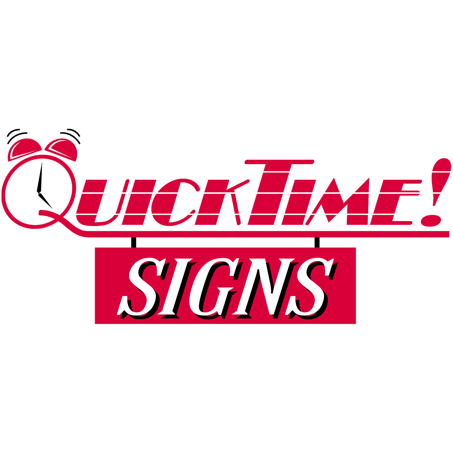 QuickTime! Signs