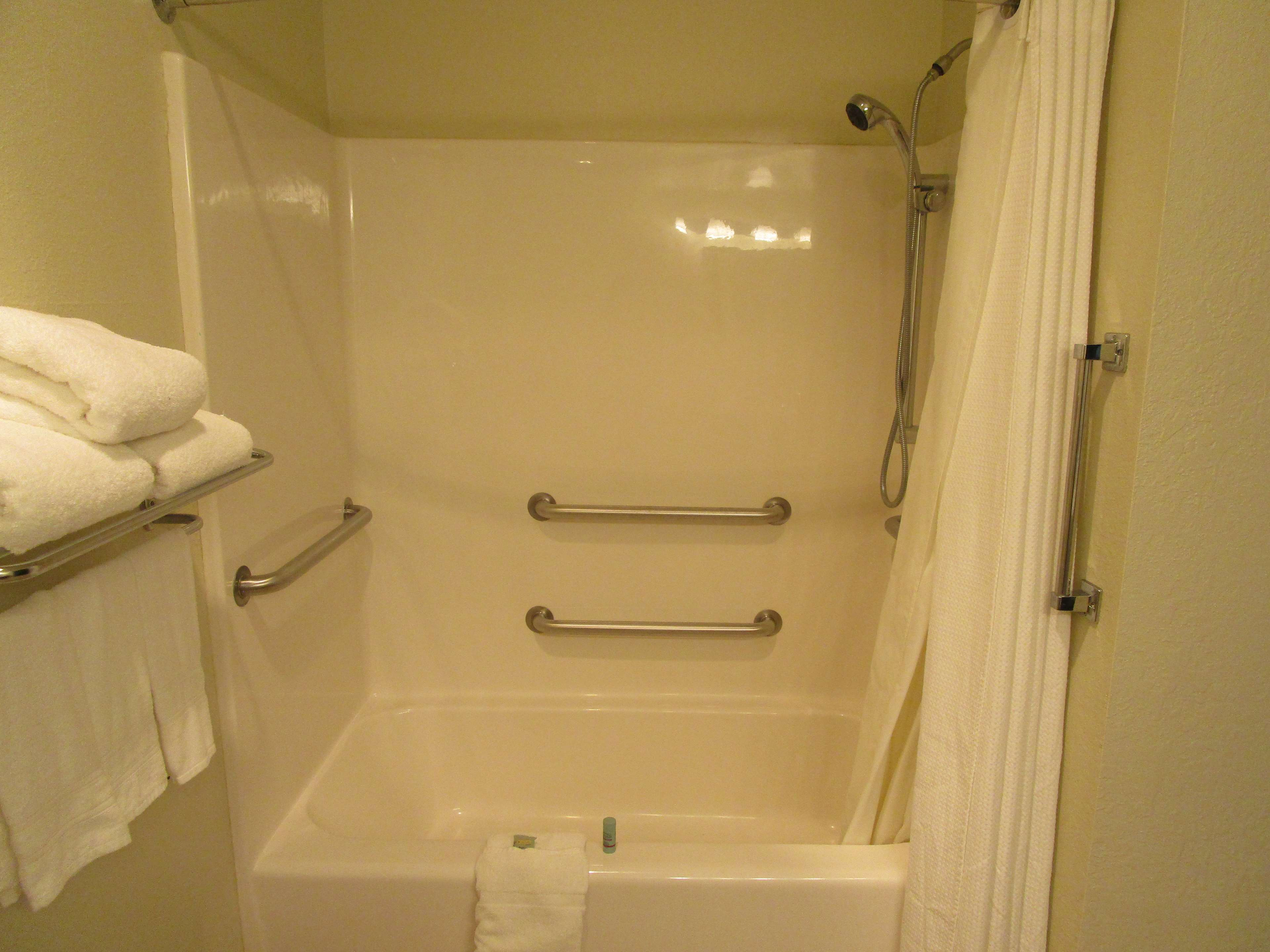 Accessible Walk In Shower