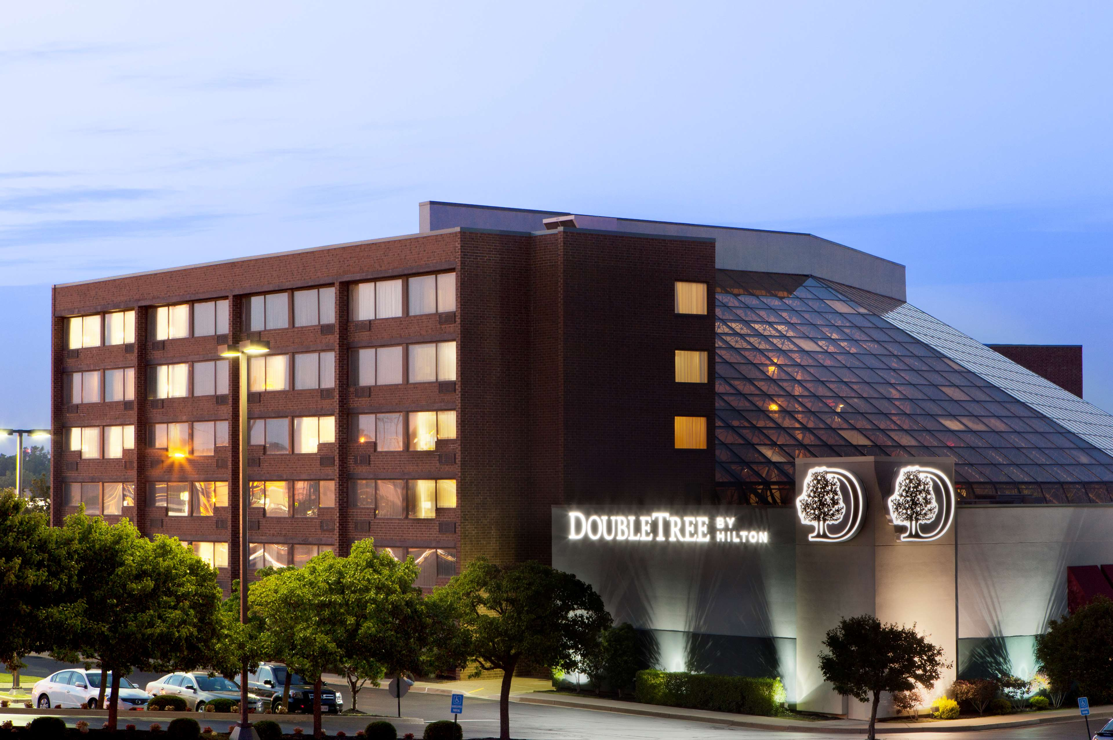 DoubleTree by Hilton Hotel Rochester