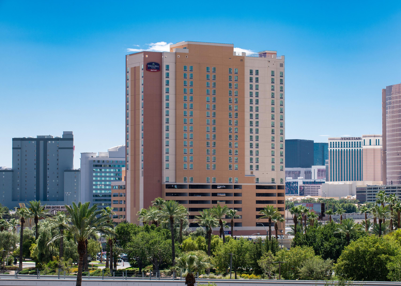 SpringHill Suites by Marriott Las Vegas Convention Center image 0
