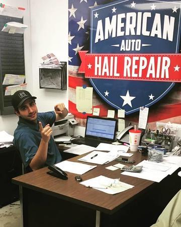 Image 4 | American Auto Hail Repair