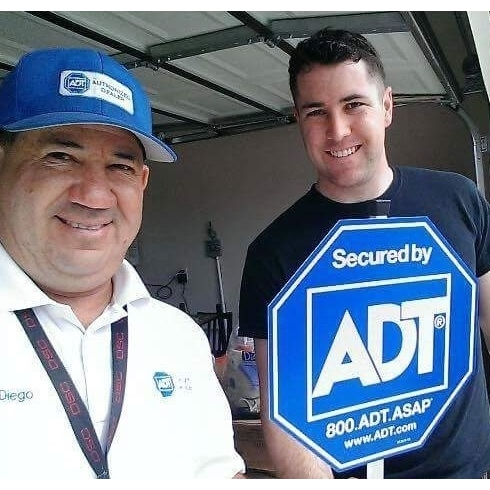 Home Alarm- ADT Authorized Dealer