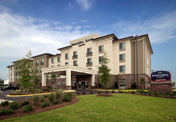 SpringHill Suites by Marriott Lafayette South at River Ranch image 0