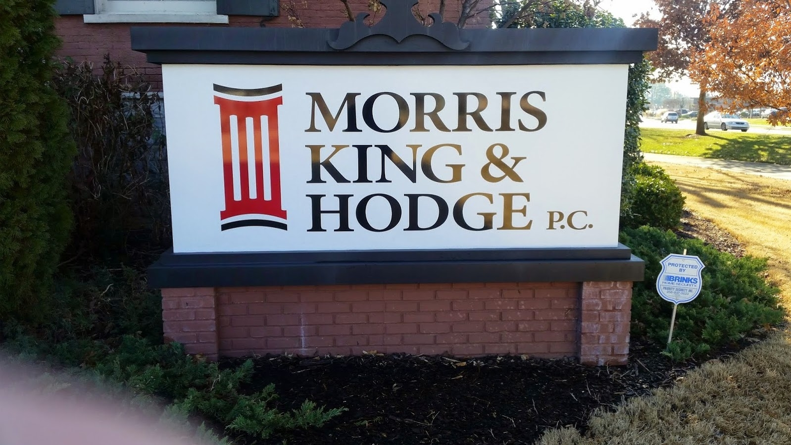 Morris, King & Hodge Personal Injury Law Firm in Huntsville Alabama