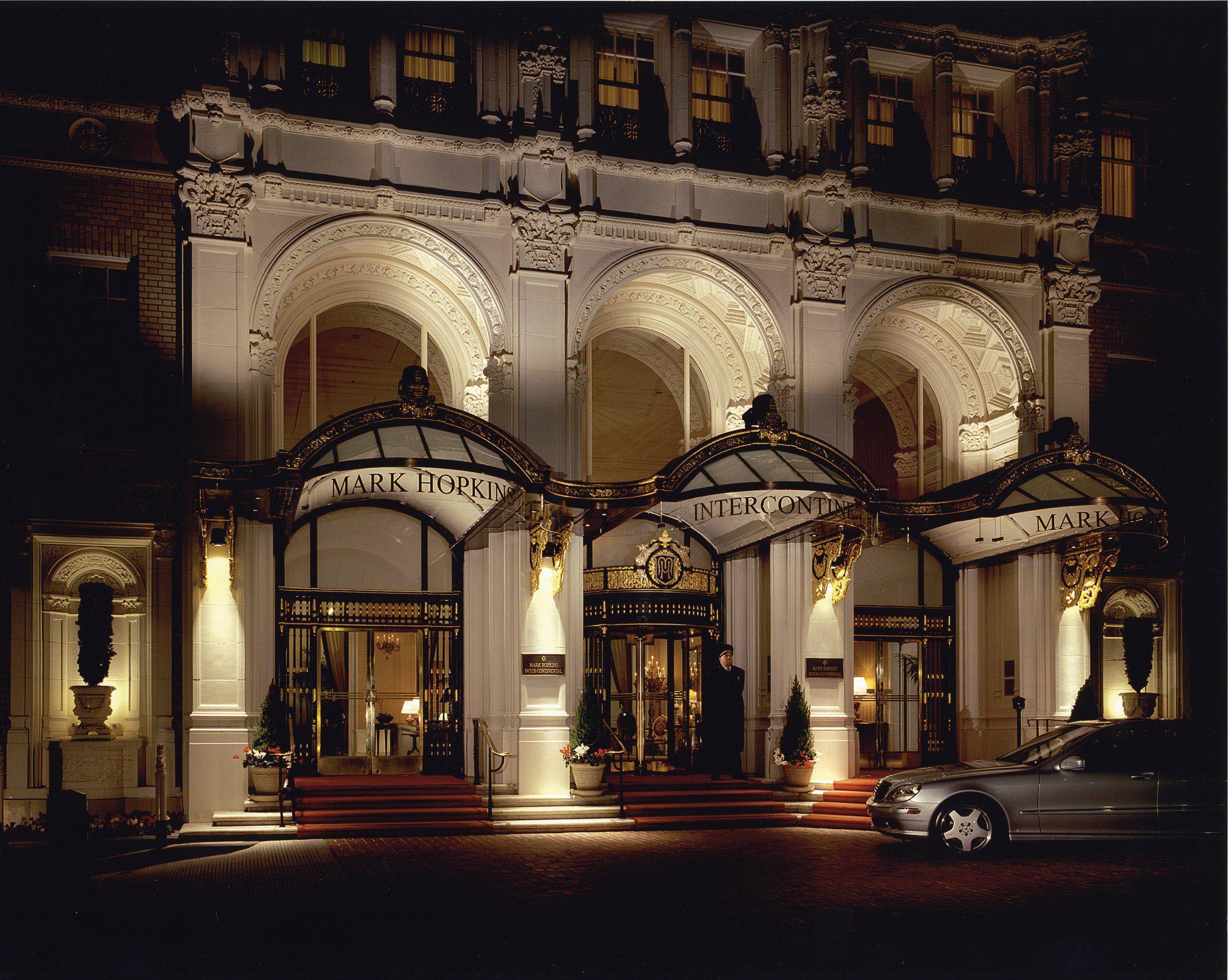 InterContinental Mark Hopkins San Francisco, an IHG Hotel