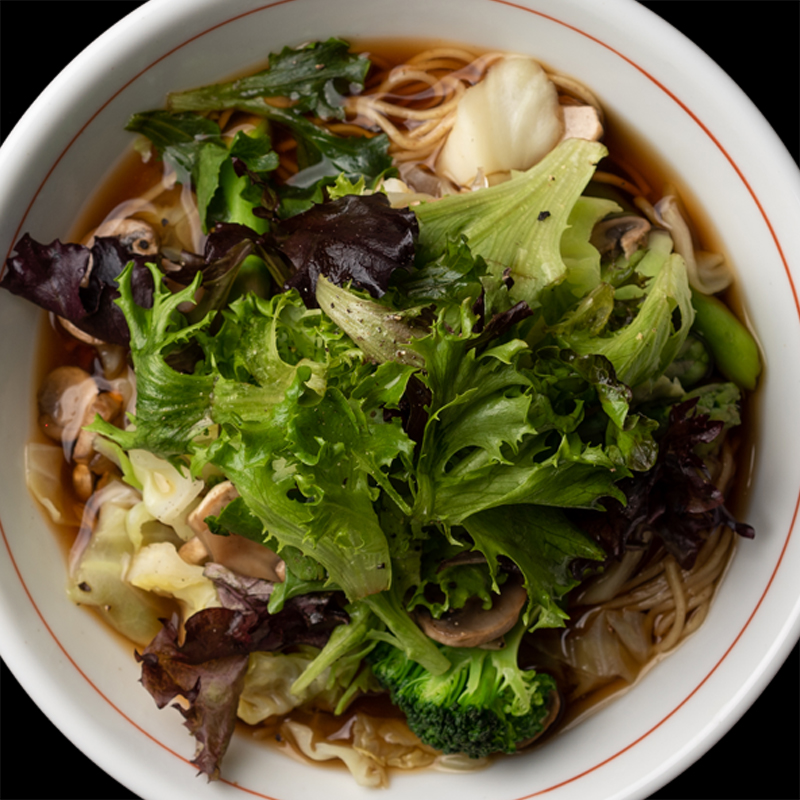 Click to expand image of Vegetable Soup Ramen