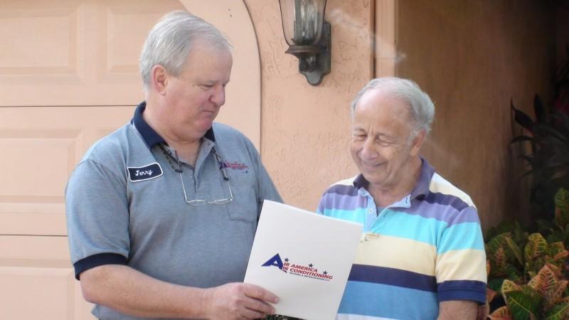 Air America Air Conditioning Heating & Refrigeration LLC