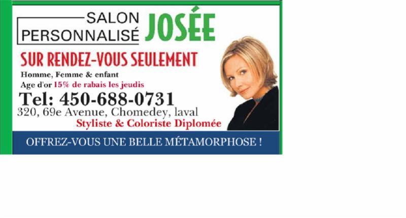 Salon Personnalisé Josée