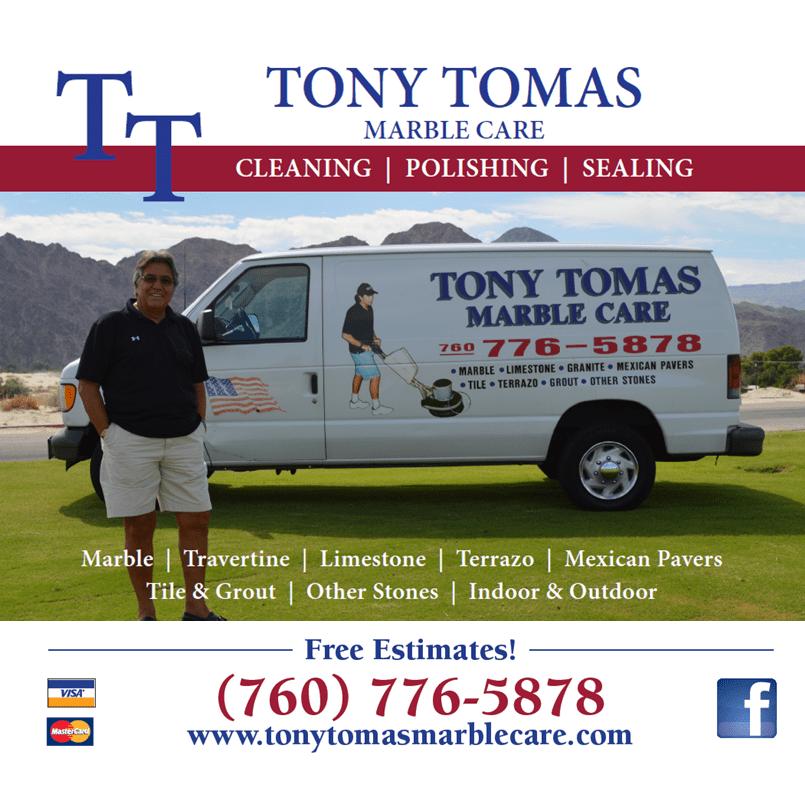 Tony Tomas Marble & Stone Care