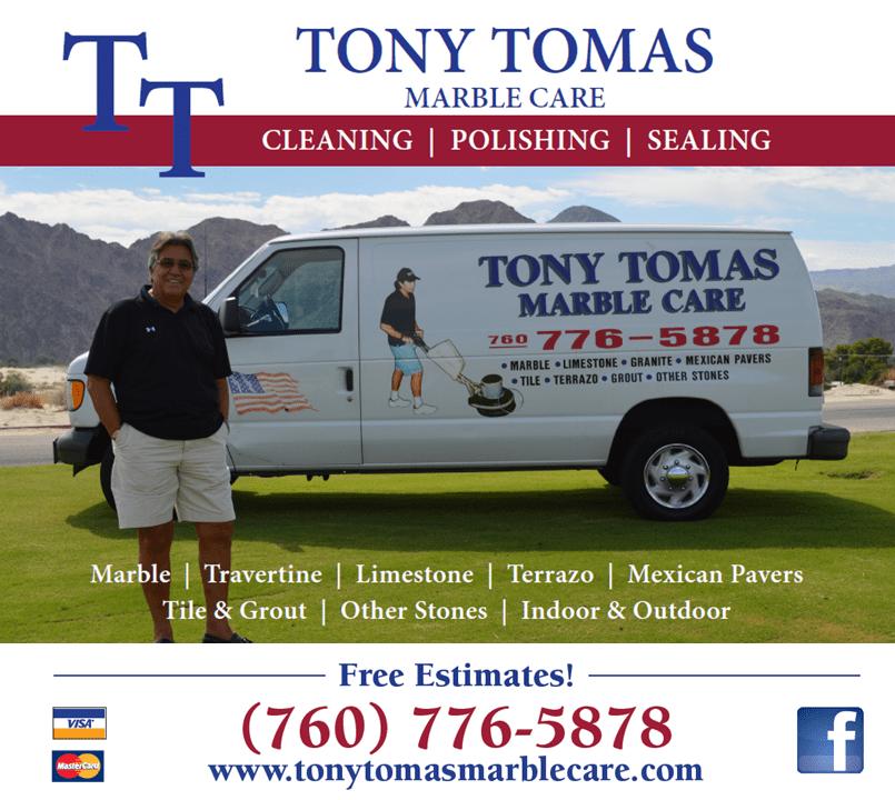 Tony Tomas Marble & Stone Care image 0