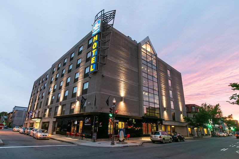 Best Western Plus City Centre/Centre-Ville à Quebec: Hotel Exterior