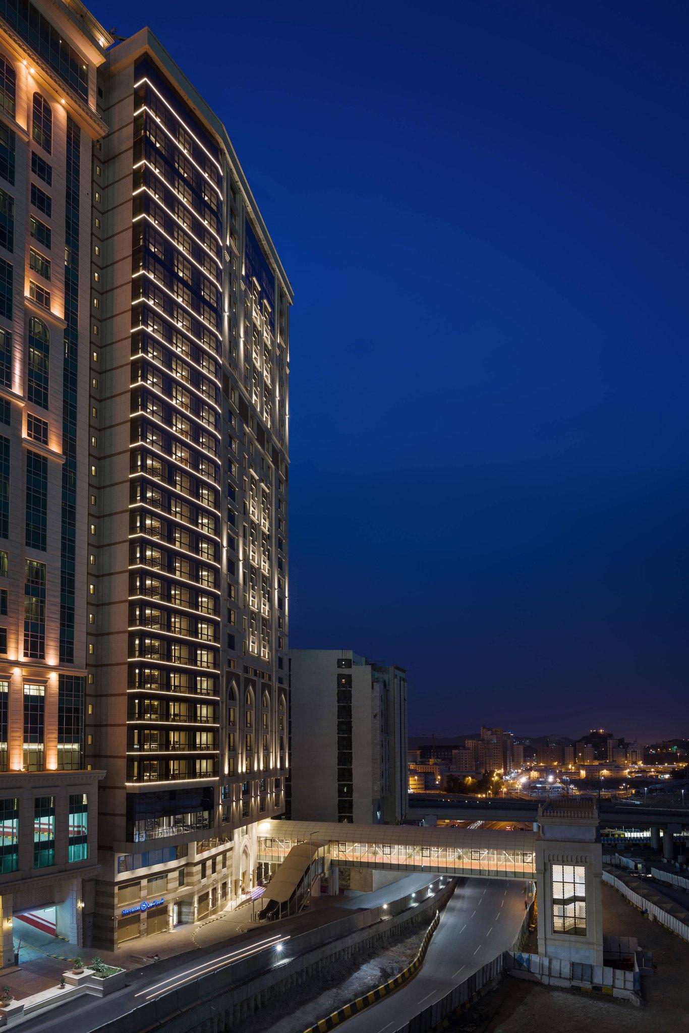 Sheraton Makkah Jabal Al Kaaba Hotel