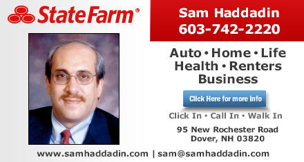 Sam Haddadin - State Farm Insurance Agent image 0