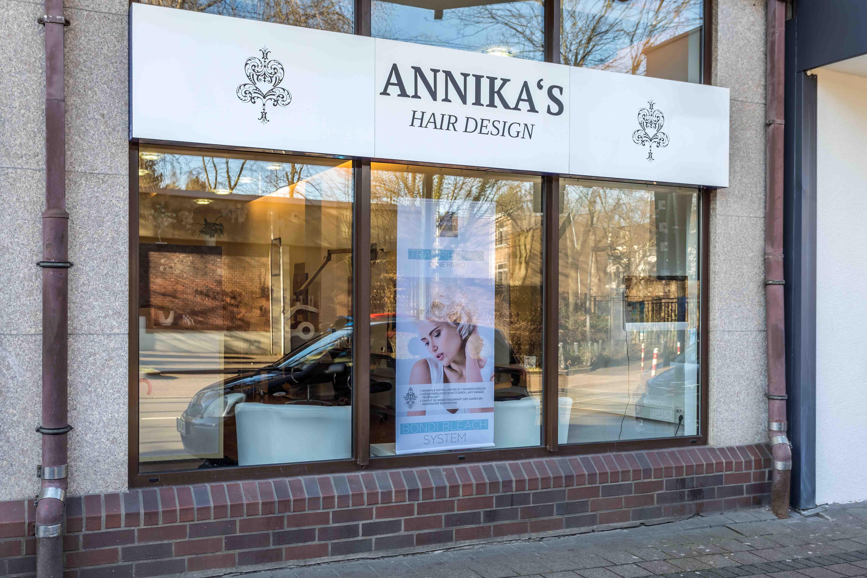 Annika's Hairdesign, Gumbertstraße 184 in Düsseldorf