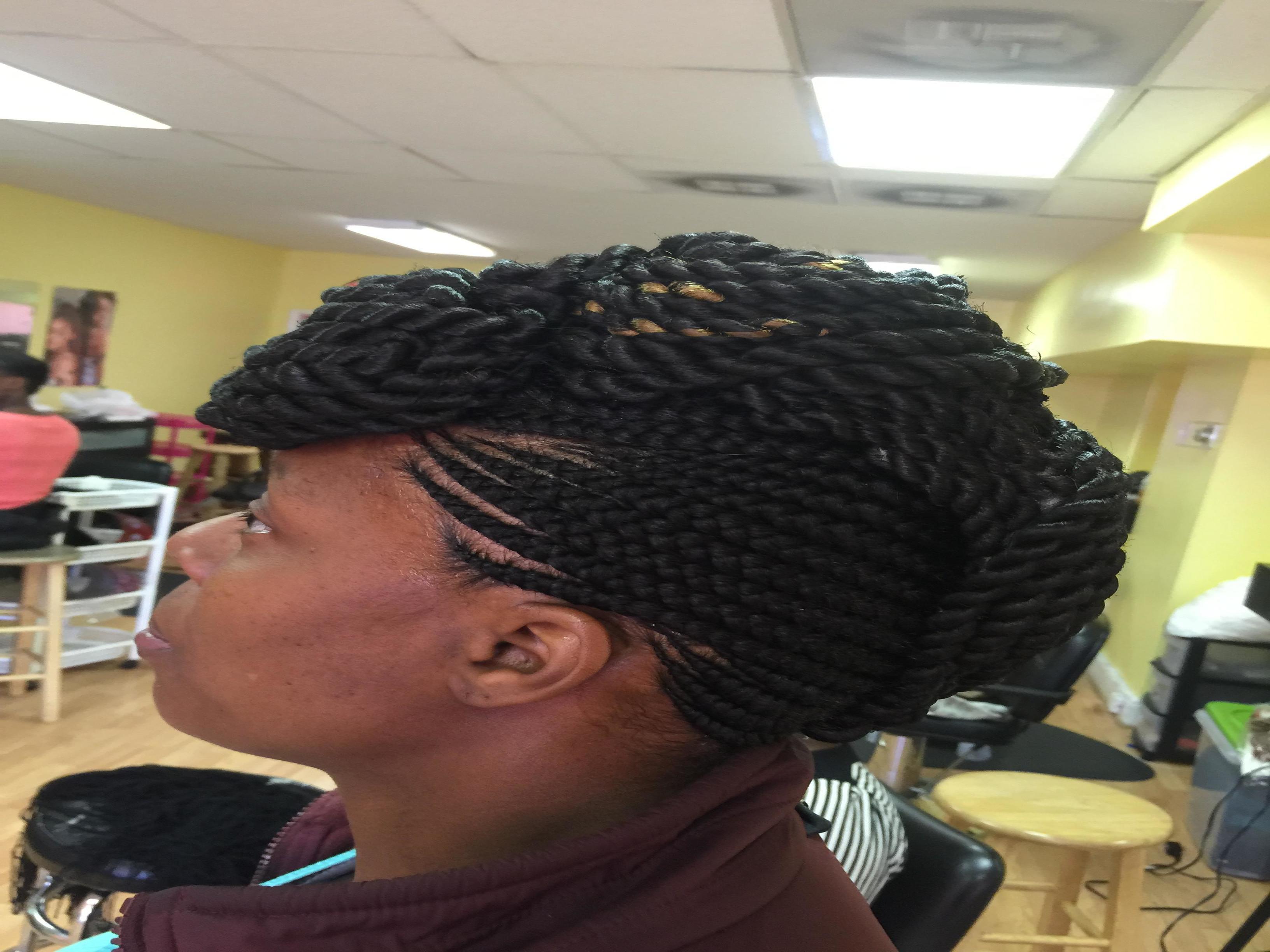 Aisha Hair Braiding image 95