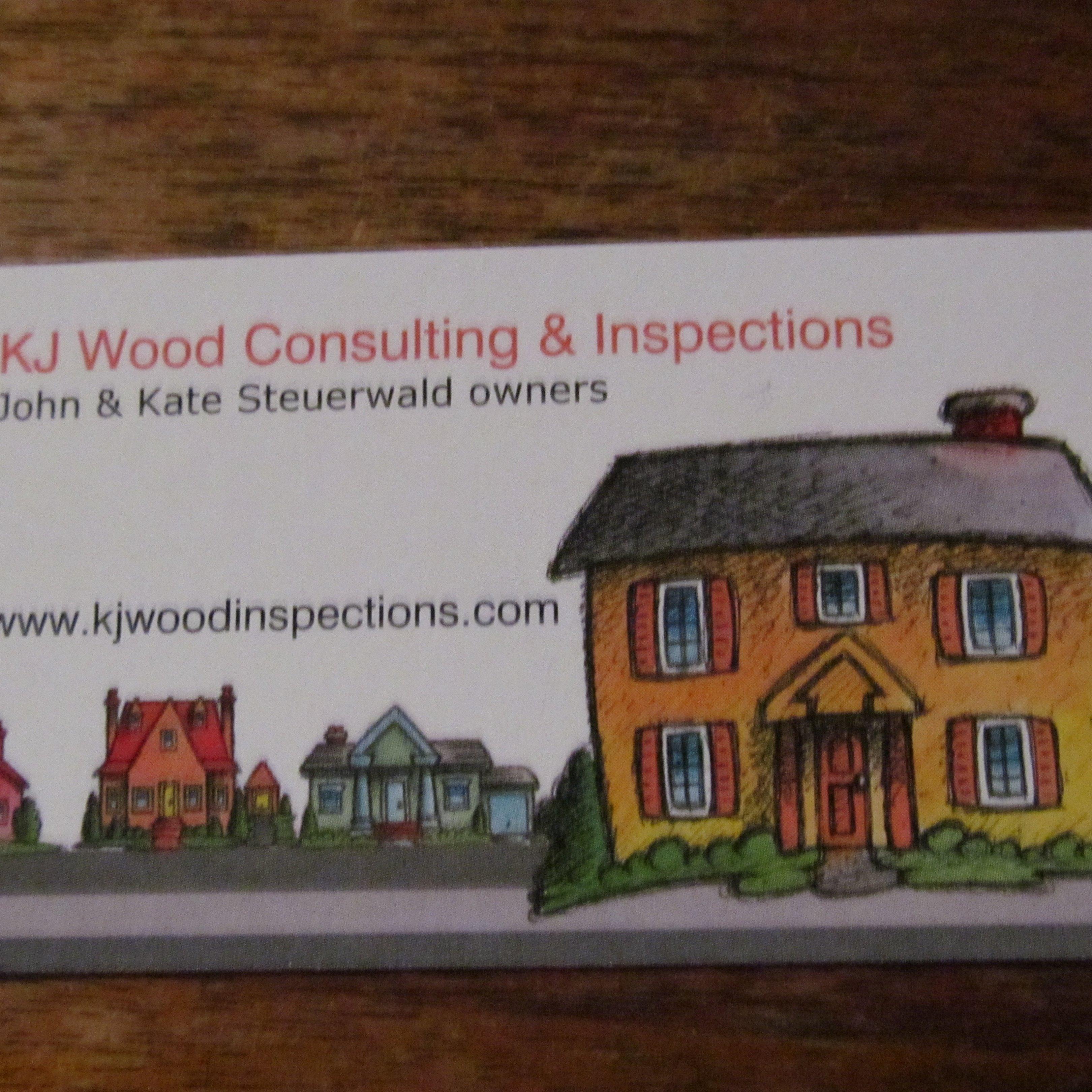 KJ Wood Inspections