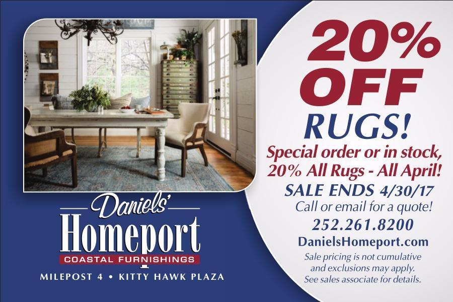 Daniels' Homeport Coastal Furnishings image 0