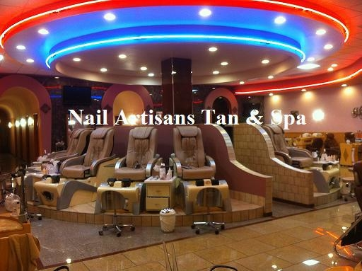 Nail artisans tan spa in florence sc 29501 citysearch for Salon artisanal