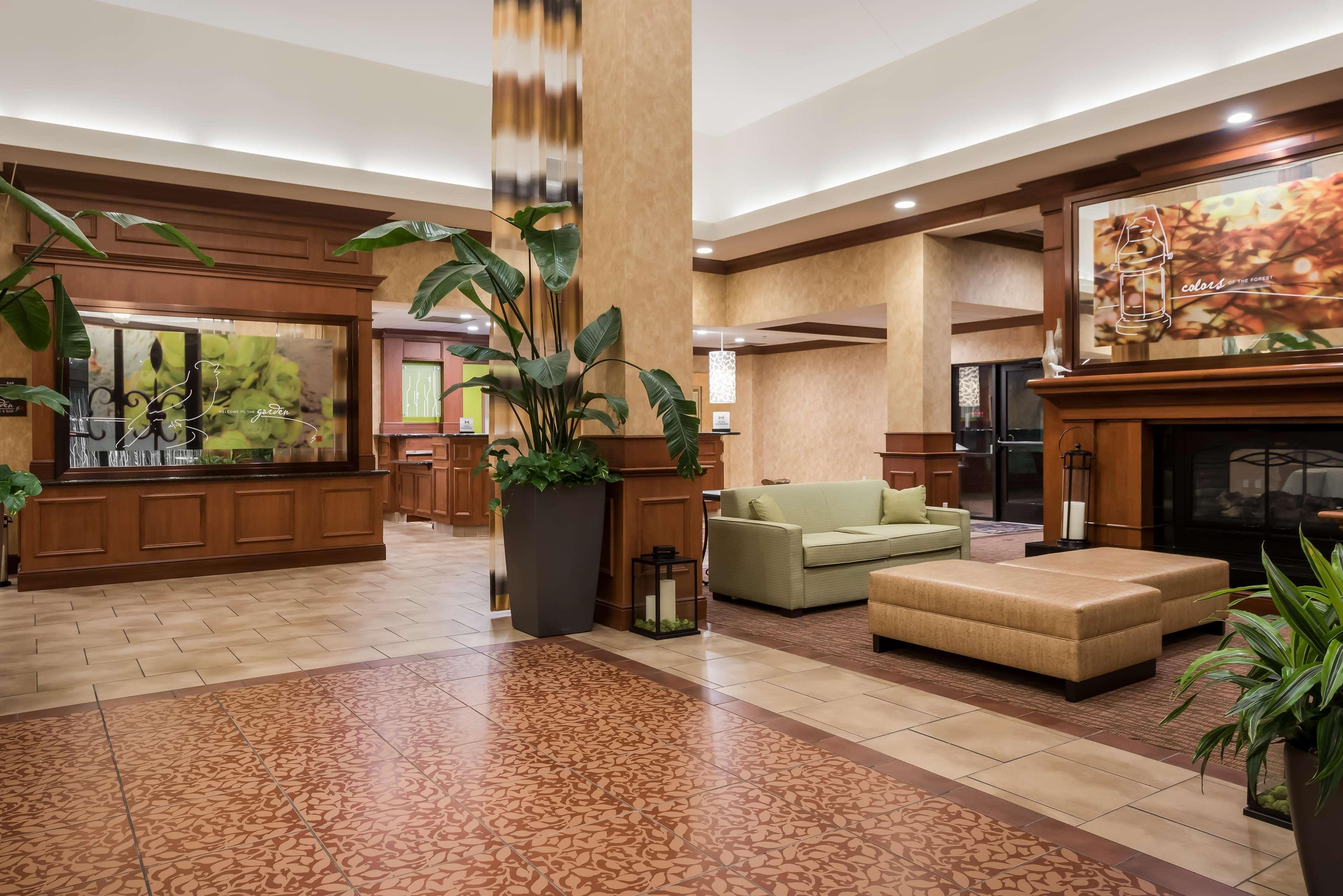 Hilton Garden Inn St. Louis Shiloh/O\'Fallon 360 Regency Park Drive O ...