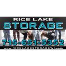 Rice Lake Storage