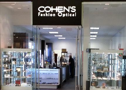 Cohen Fashion Optical Dadeland Mall