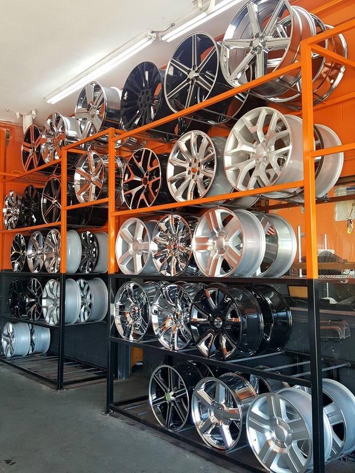 Omar's Wheels & Tires #4 image 9