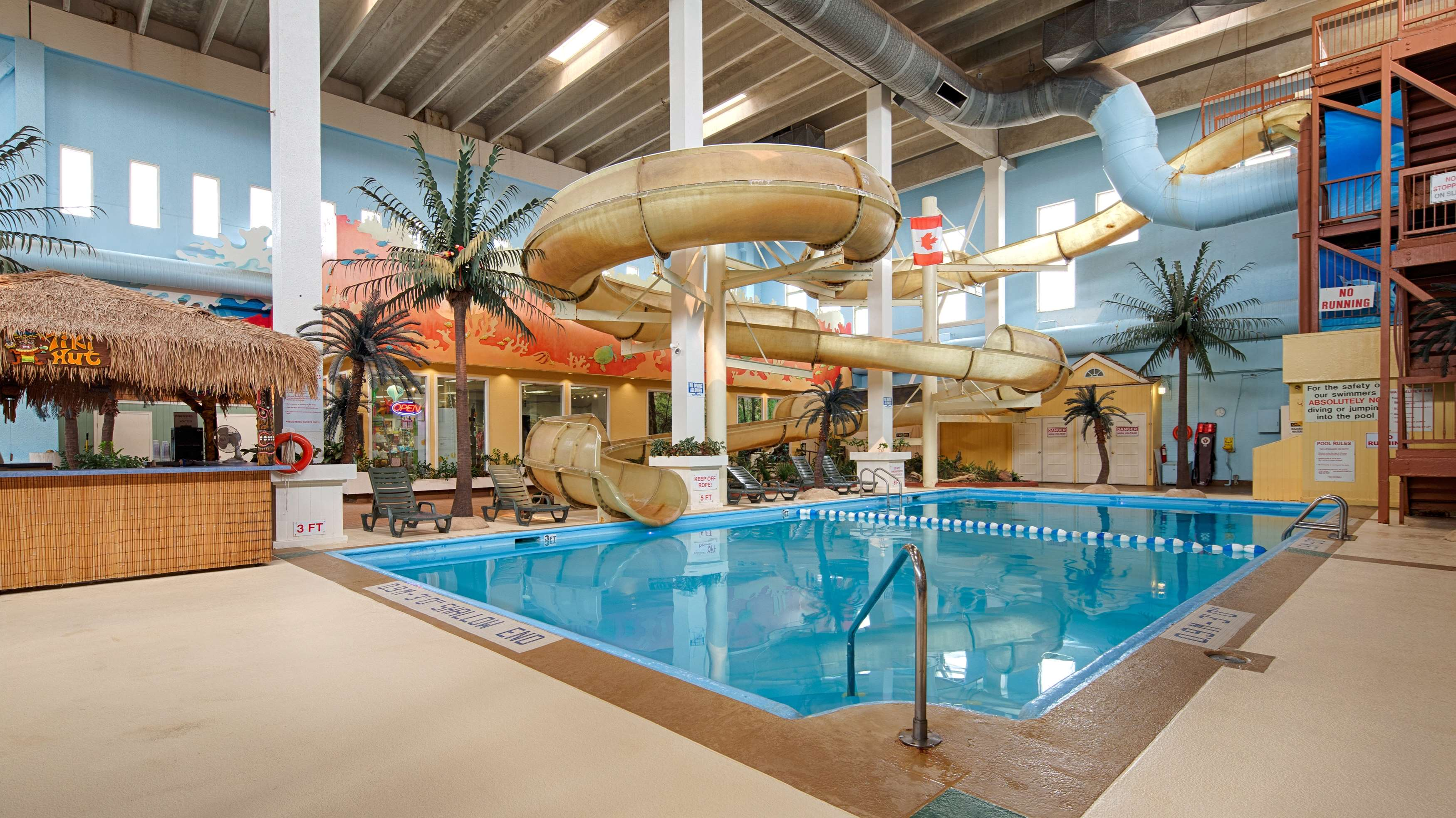 Best Western Seven Oaks Inn in Regina: Indoor Pool