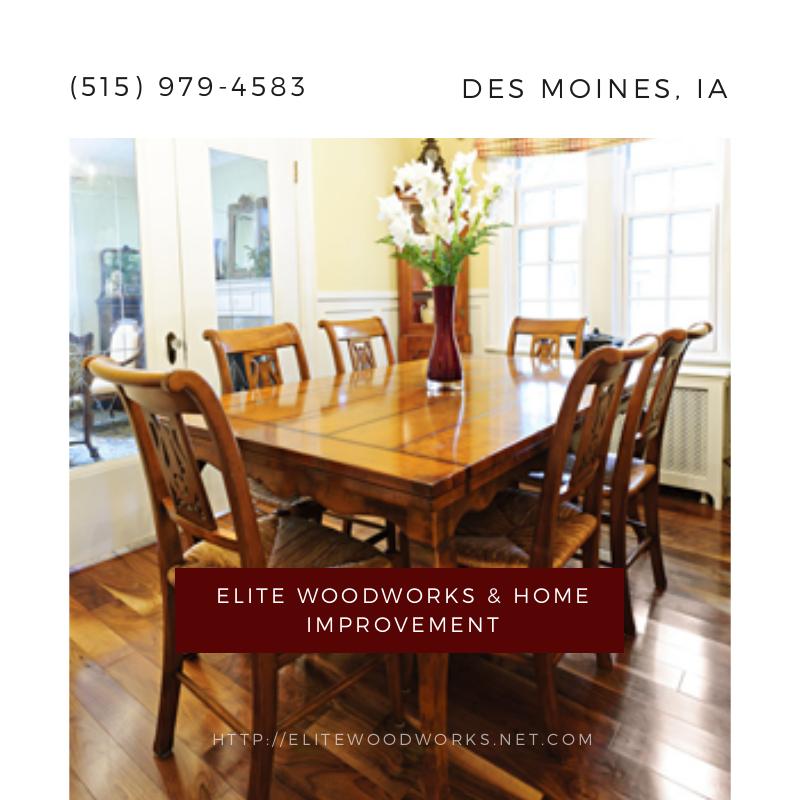 Elite Woodworks & Home Improvement image 0