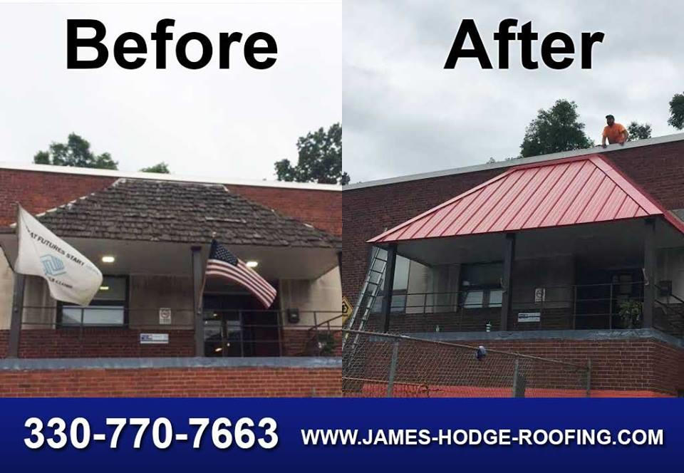 James Roofing, Inc image 0
