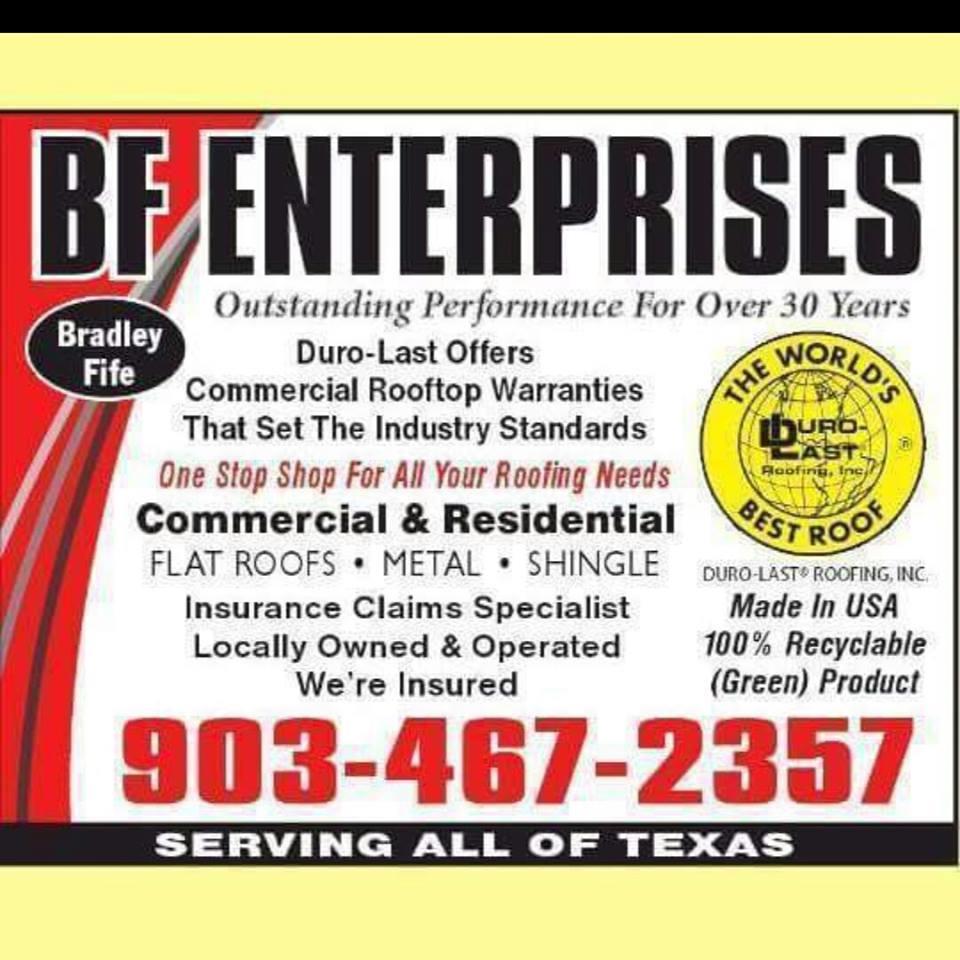 BF Enterprises Roofing image 0