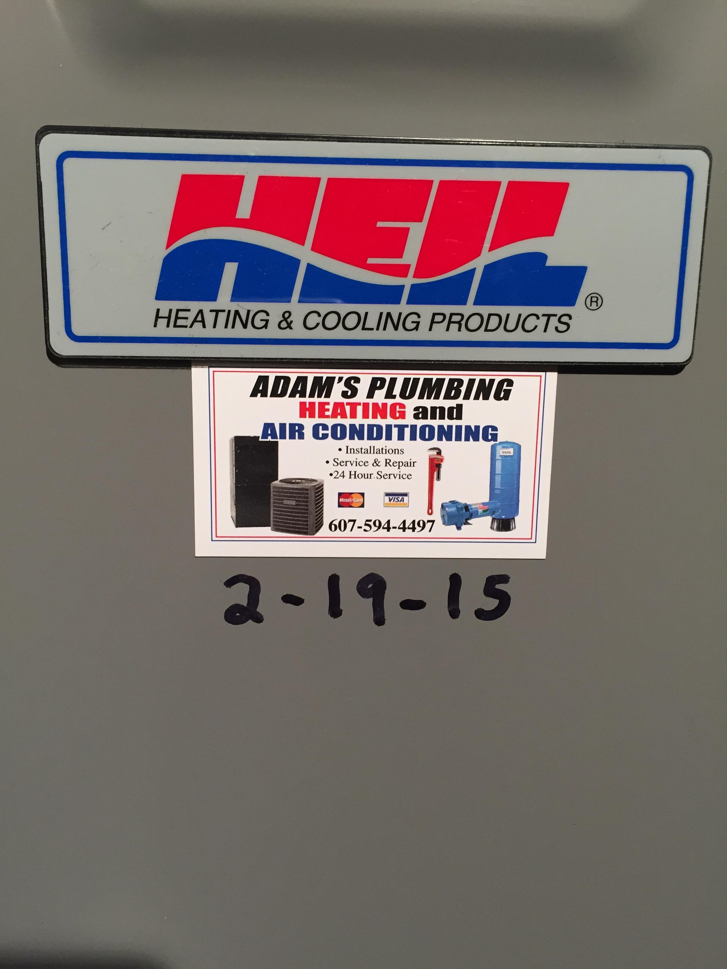 A great high efficiency furnace, great performance & warranty