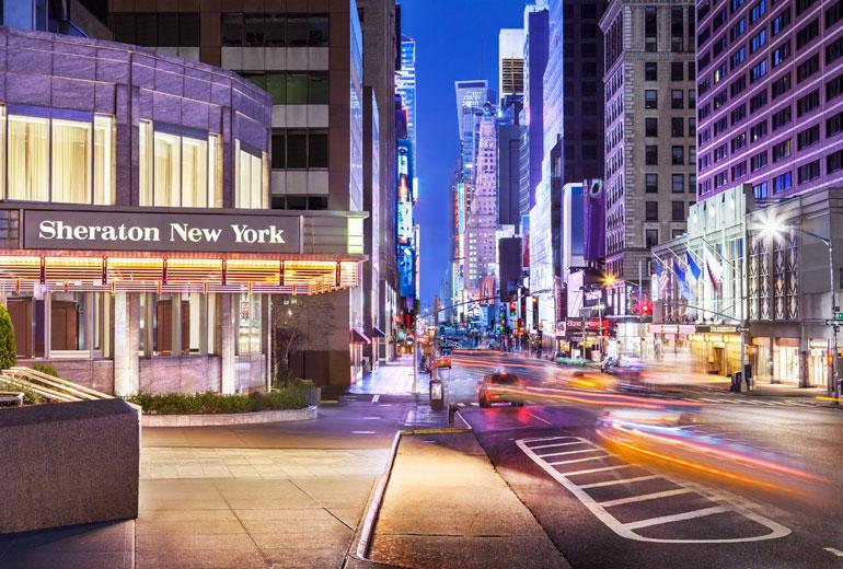 Sheraton New York Times Square Hotel image 0