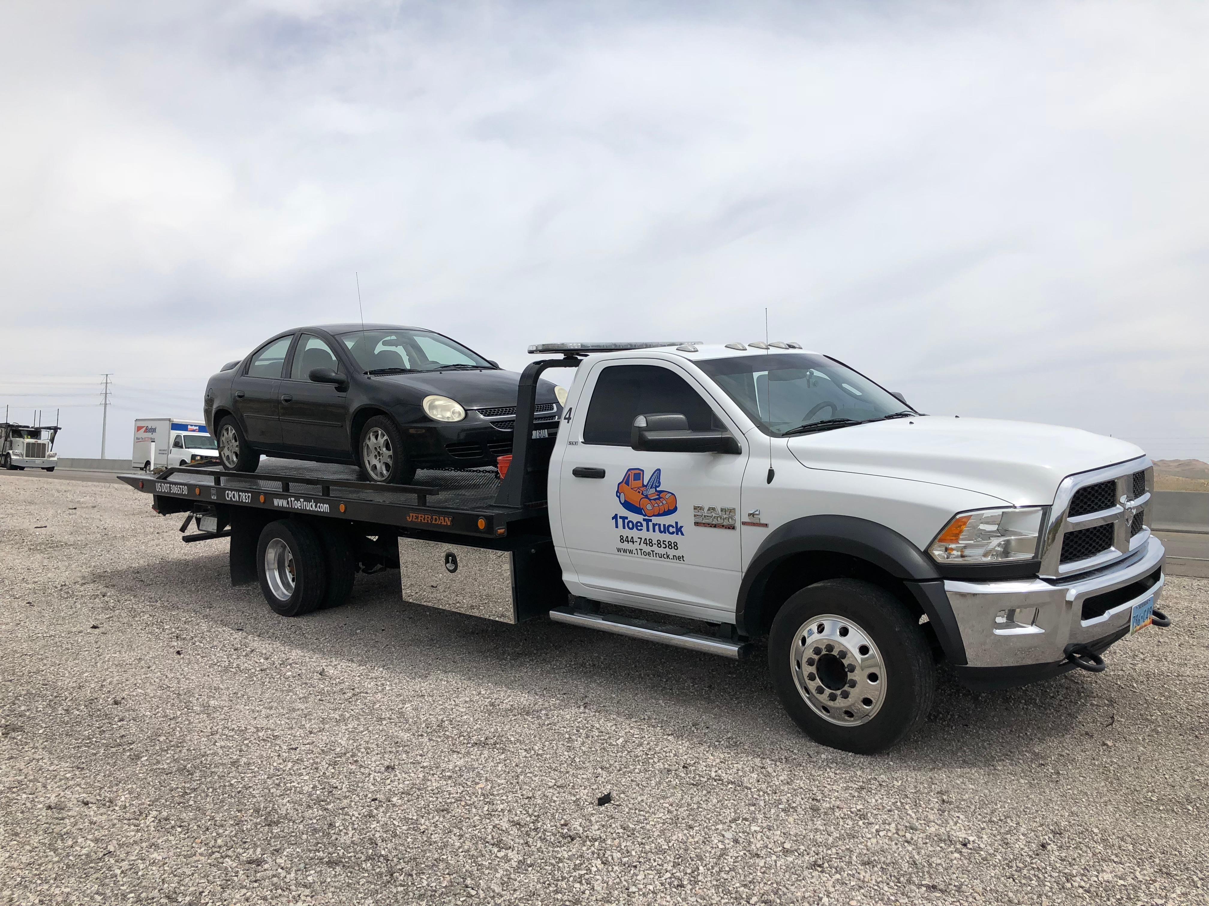 1 Toe Truck, LLC image 1
