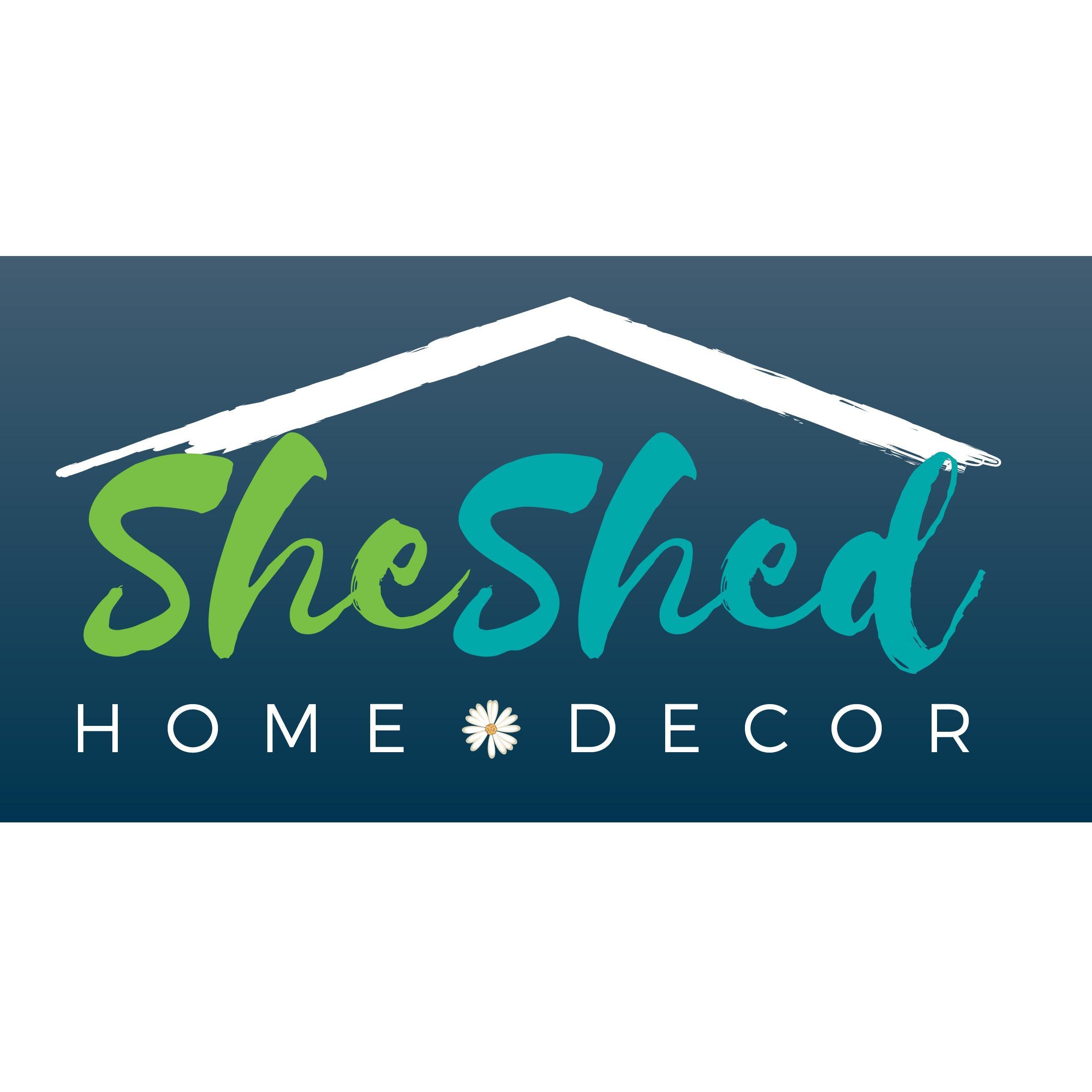 She Shed Home Decor
