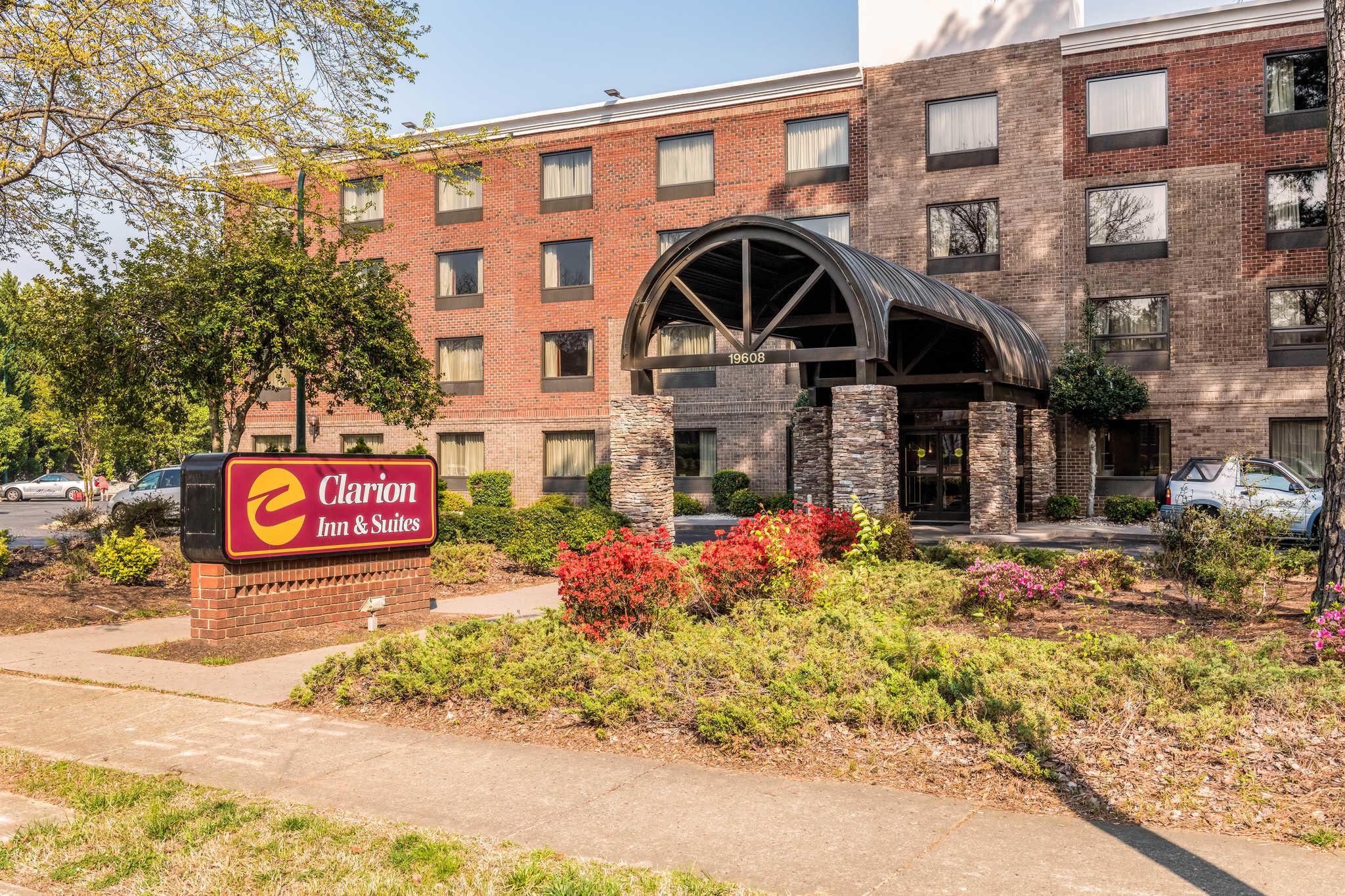 Clarion Inn & Suites image 0
