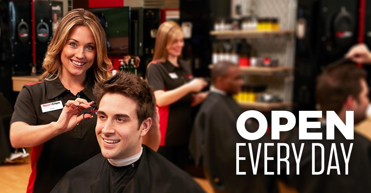 Sport Clips Haircuts of East Brunswick image 14