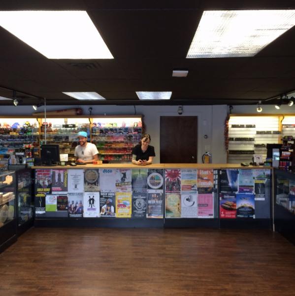 BC Smoke Shop in Victoria