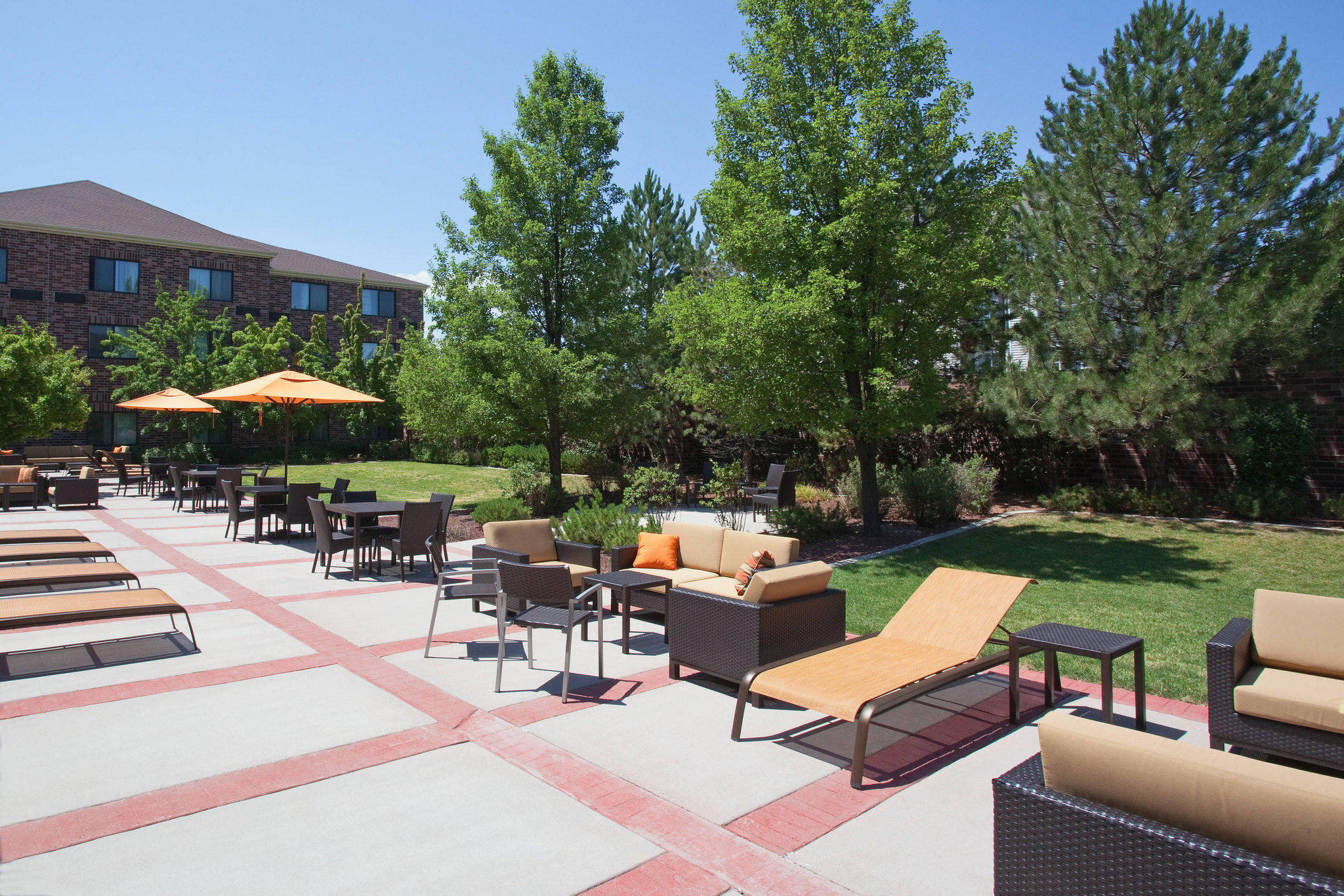 Courtyard by Marriott Salt Lake City Airport