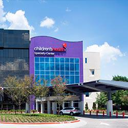 Children's Health Specialty Center Dallas