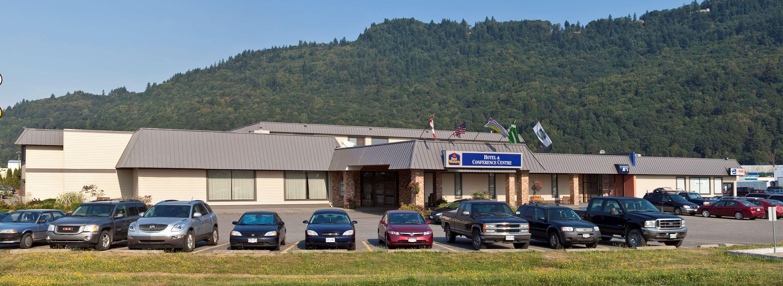 Best Western Rainbow Country Inn in Chilliwack: Exterior