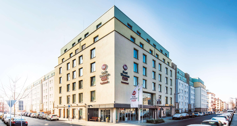 Best Western Plus Hotel LanzCarre, Heinz-Haber-Strasse 2 in Mannheim