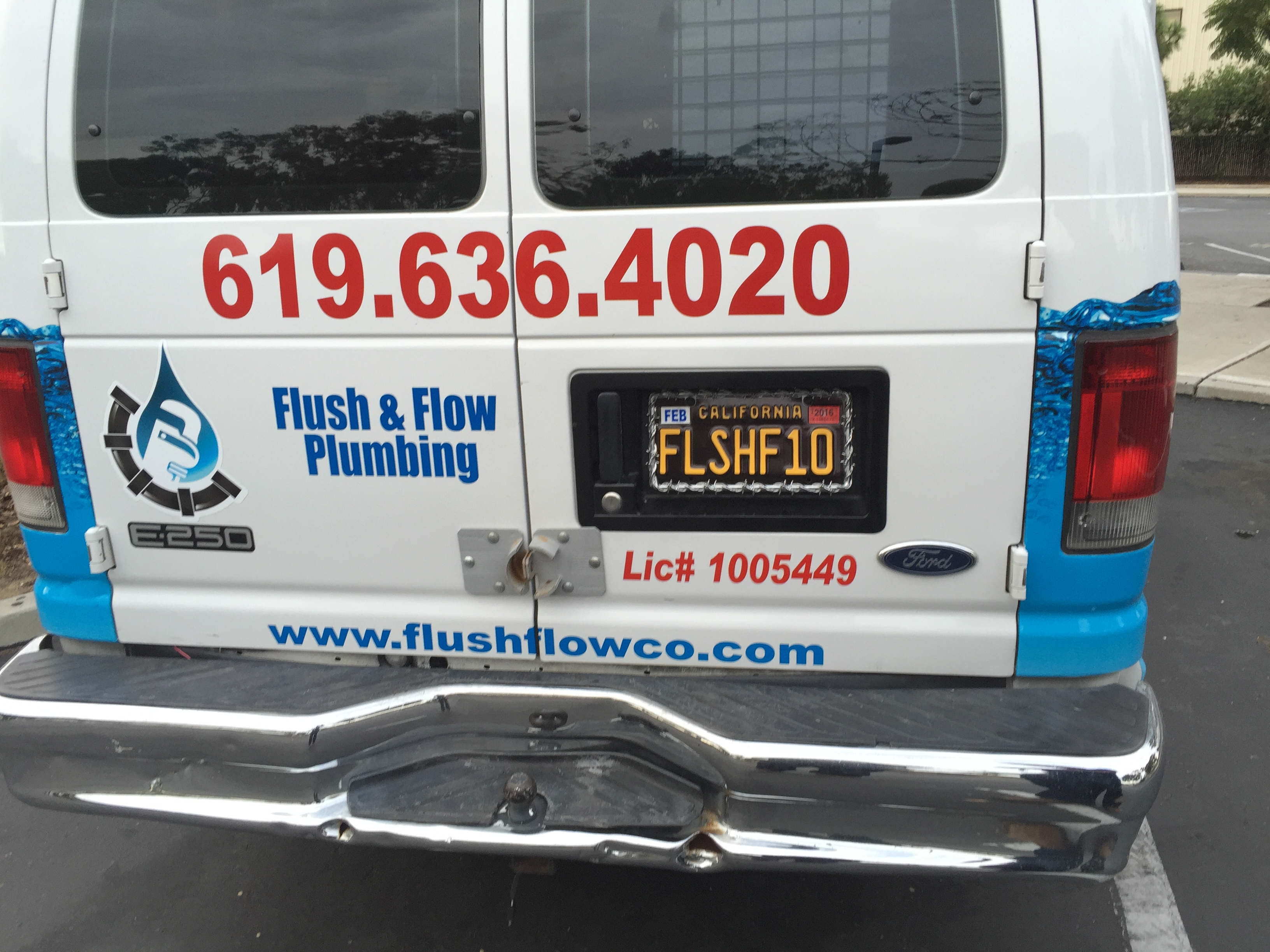 image of the Flush & Flow Plumbing and Drain Cleaning