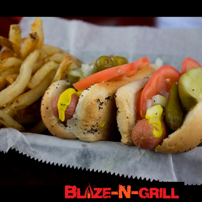 Blaze-N-Grill