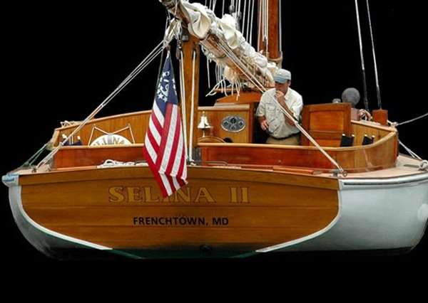 Sail Selina II, St. Michaels image 4