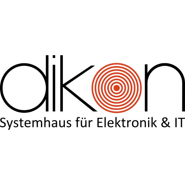 Logo von dikon Elektronik & IT GmbH